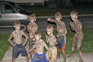 muddy boys